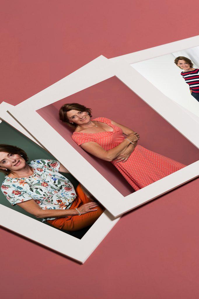 drie prachtige portretfoto's - 40 over 40 project